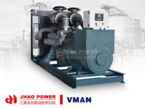 威曼(VMAN)柴油发电机组