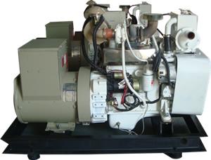 船用柴油发电机组